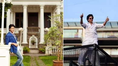 Photo of Shahrukh Khan Lives In This Luxurious Home Which Costs Whopping 200 Crores, See INSIDE PICS Of 'Mannat'