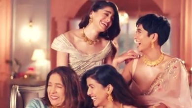 Photo of Tanishq Releases New TV Commercial After The Previous One Turned Into a Controversy; This One Has THESE 4 Actresses