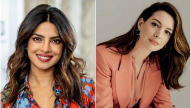 Photo of Anne Hathaway Made This Confession About Priyanka Chopra Jonas Last Year