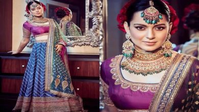 Photo of Kangana Ranaut Spent Crores On Her Brother's Wedding, Her Lehenga Costs These Many Lacs