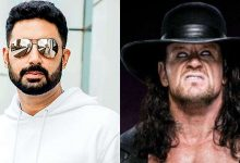 Photo of THIS is HOW Abhishek Bachchan Paid Tribute To Veteran WWE Star 'The Undertaker' On His Retirement