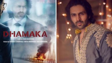 Photo of Kartik Aaryan Announces New Movie Dhamaka on 30th Birthday
