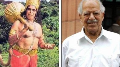 Photo of It Used To Take 4 HOURS For Dara Singh To Become Lord Hanuman; Here's How He Got The Role