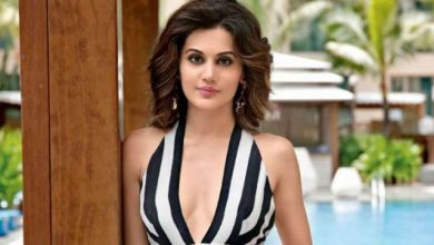 Photo of Taapsee Pannu Says She Was Replaced Because Hero's Wife Didn't Want Her In The Film