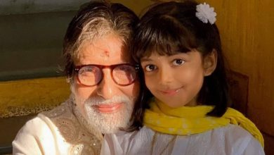 Photo of HERE's HOW Amitabh Bachchan Wished Aaradhya Bachchan On Her 9th Birthday