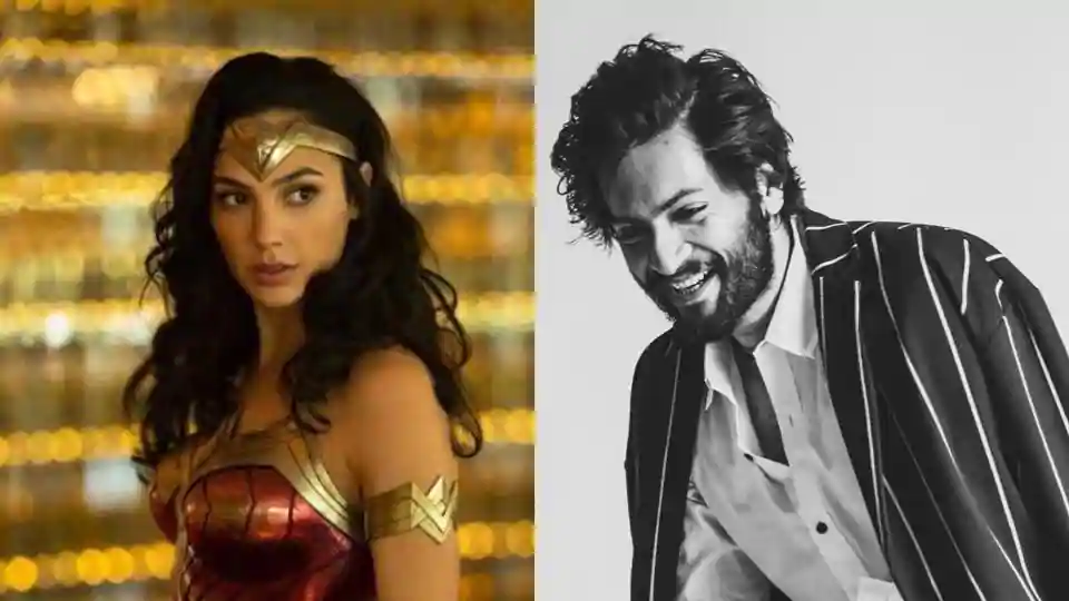 Ali Fazal and Wonder Woman Actress