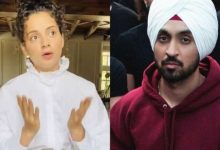 Photo of Kangana Ranaut And Diljit Dosanjh Fight Turns Ugly
