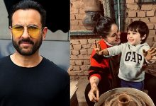 Photo of Here's HOW Saif Ali Khan Responded To Trolls Targeting Taimur's Pottery Class Photos With Kareena Kapoor Khan