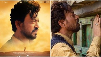 Photo of Here's WHEN Irrfan Khan's Last Film 'The Song of Scorpions' Will Be Released
