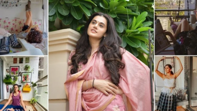 Photo of SEE PICS: Taapsee Pannu's 2BHK Flat Is No Less Than A Dream House