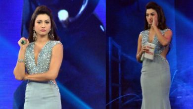 Photo of When Gauahar Khan Was Slapped on a Show's Set
