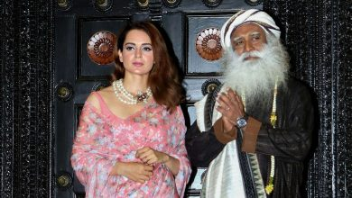 Photo of This Is HOW Kangana Ranaut Reacted On Sadhguru Being Trolled For Tweet About Females