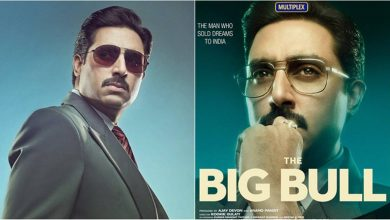 Photo of Ajay Devgn Reveals The Streaming Date Of Abhishek Bachchan Starrer 'The Big Bull'