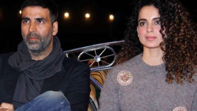 Photo of Kangana Ranaut Claims Akshay Kumar 'SECRETLY' Praised Her For 'Thalaivi' For THIS Reason