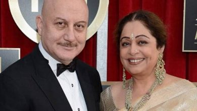 Photo of Anupam Kher Reveals His Wife Kirron Kher Has THIS Type Of Cancer